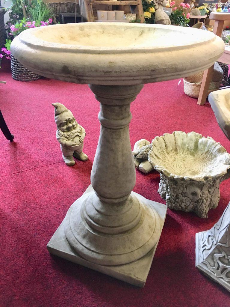 Cotswold Bird Bath Stoneware Pits Pots And Patios