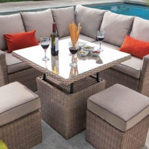 Hartman Square Casual Dining Set
